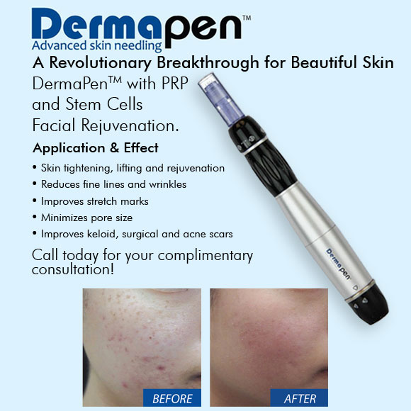 DermaPen – A Revolutionary Breakthrough for Beautiful Skin